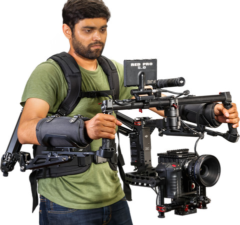 Some gimbal rigs you would just never use on a documentary shoot