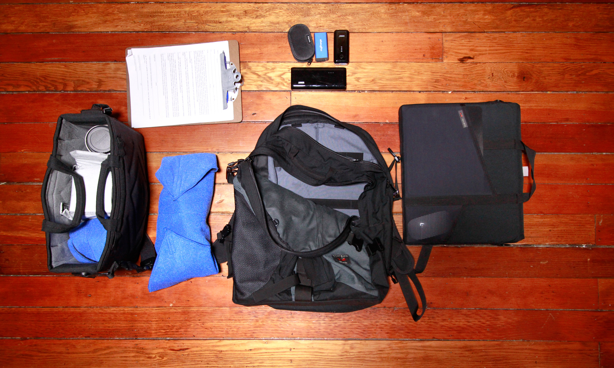 0b1a6518a4 The Best Documentary Filmmaking Kit for Budget Air Travel