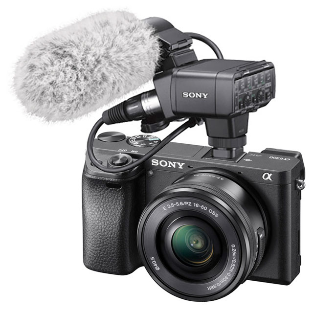 best camera under 500 audio
